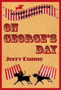 On George's Day Cover