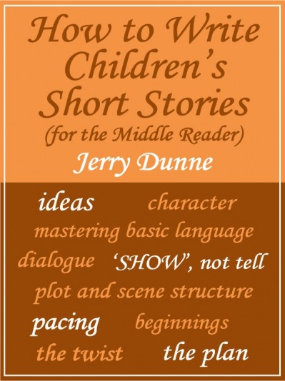 How to write fiction for adults not children